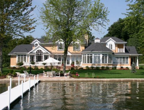 Year Round Residence on Clear Lake