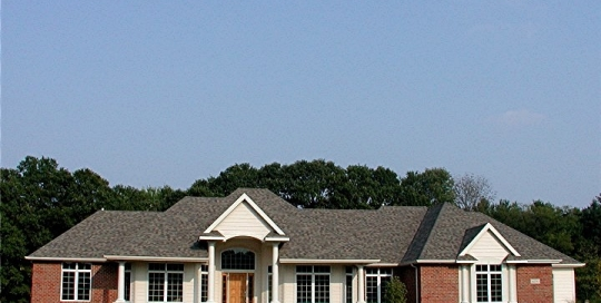 New home build design in Ft. Wayne