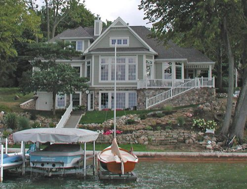 Clear Lake Cottage and Garage
