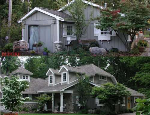 Guest Cottage Transformation on Clear Lake