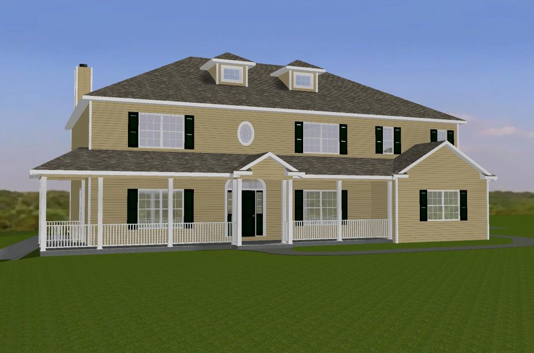 New home construction and design in Allen County