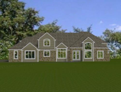 New Executive Home in Northwestern Allen County
