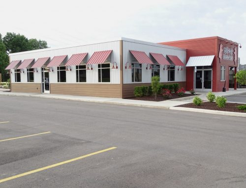 Restaurant Constructed on Ft. Wayne's Southwest Side