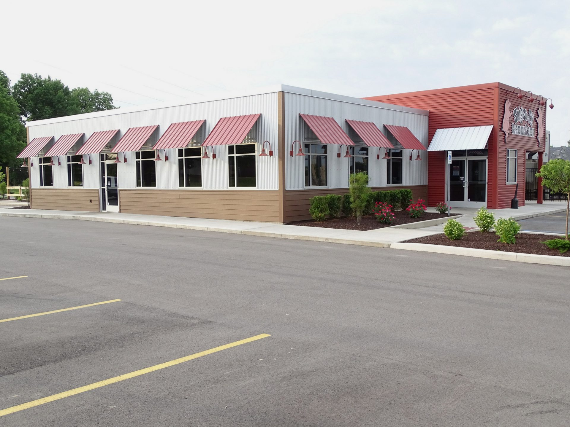 Commercial construction in Ft. Wayne