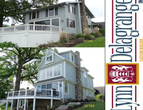 Transformative Reconstruction of Vacation Home on Clear Lake