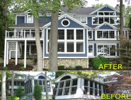 Extensive Remodeling Project on Clear Lake's Gold Coast