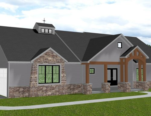 Rustic Style Residential Home Design-Build
